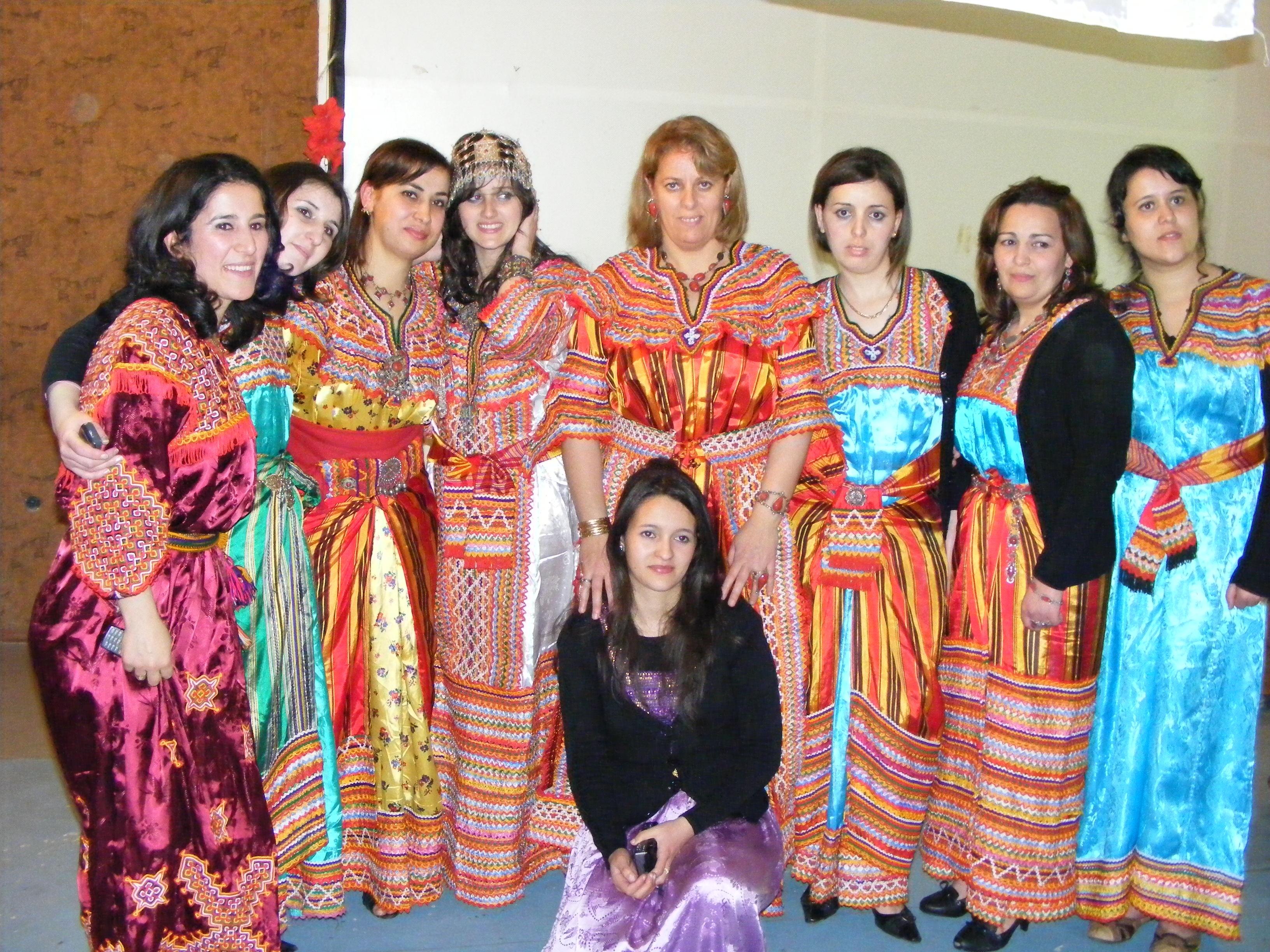 Robe pour fetes 2010 algerie